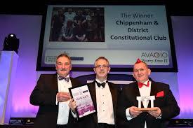 chippenham constitutional club awards